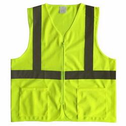 Reflective Safety vest EU 2016/425